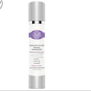 Belli Beauty healthy glow facial hydrator lotion